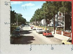 CARTOLINA VG ITALIA - LIDO DI SPINA (FE) - Via Tintoretto - 10 X 15 - ANN. 1971 - Ferrara