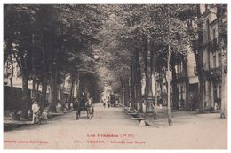 31 - LUCHON . Allée Des Bains - Réf. N°4314 - - Luchon