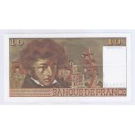 FAY 63/22 - 10 FRANCS BERLIOZ - 02/06/1977 - SUPERBE - PICK 150 - 1962-1997 ''Francs''