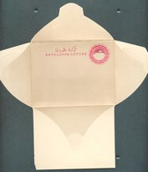 SUDAN Letter Sheet #G1 SPHINX PYRAMID 5 Mill. Mint 1897 - Sudan (...-1951)