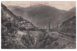31 - LUCHON . Entrée De La Vallée De L'Arboust Au-dessus De Luchon - Réf. N°4322 - - Luchon