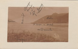 HONGRIE - CPA - Carte-Photo De 1919.  Danube. - Hungary