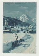 SAN CANDIDO - ALTA PUSTERIA - DOLOMITI - PANORAMA CON NEVE - NON VIAGGIATA - POSTCARD - Bolzano