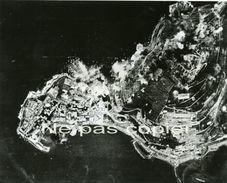 SANGRO LINE Italie Bombardement Forteresse Allemande Vers 1943 WWII - War, Military