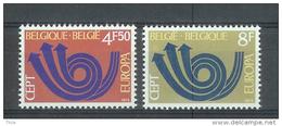 COB 1669/1670 ** Europa - Ongebruikt