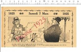 2 Scans Humour De 1925 Faux-Aveugle Et Son Chien Mendiant Rue Mendicité  216PF3 - Zonder Classificatie