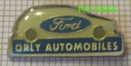 FORD ORLY AUTOMOBILES - Ford