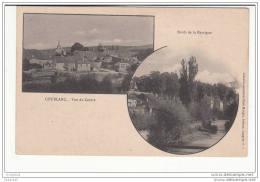 52 - Coublanc - Vue Du Centre - Bords De La Resaigne - Autres Communes