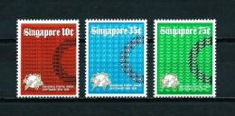Singapur  Nº Yvert  211/13  En Nuevo - Singapour (1959-...)