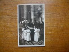 """"""" Dourgne """" Abbaye De St-benoit D'en-calcat , Les Chantres """" Carte Avec Belle Animation """" - Dourgne"""