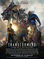 """"""" TRANSFORMERS - L'ÂGE DE L'EXTINCTION """" - Affiche De Cinéma Authentique - Format 120X160CM - Afiches & Pósters"""