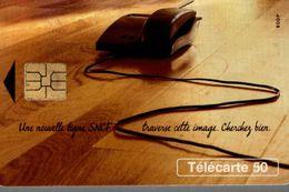 TELECARTE 50 UNITES UNE NOUVELLE LIGNE SNCF - Téléphones