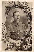 HANDSWORTH CARTE PHOTO D'UN SOLDAT ANGLAIS EN 1916 - Sheffield