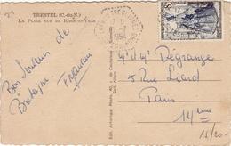 COTES DU NORD - Trevou Treguignec - Carte Postale  -CAD -TypeF7- 1954 - 1921-1960: Période Moderne