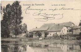 Martué - Le Moulin Roues - Nels Série 40 N° 97 - Circulé 1904 - Timbre VOIR VERSO - Florenville