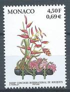Monaco YT N°2228 Concours International De Bouquets Neuf ** - Neufs