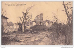 80 - Villers-les-roye - Ruines De La Mairie Et Ecole VOIR ETAT - Autres Communes