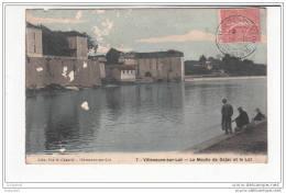 47 - Villeneuve-sur-lot - Moulin De Gajac ETAT - Villeneuve Sur Lot