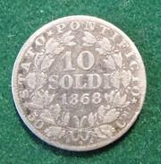10 Soldi 1868 - Italia