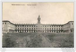 42 - Saint-jodard - Station Sanitaire (1920) - Frankreich