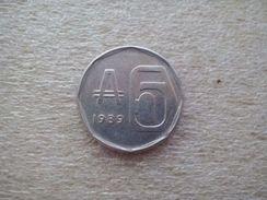 Argentina   5 Australes    1989 - Argentina