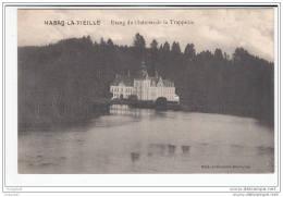 Habay-la-vieille - Etang Du Chateau De La Trapperie - Habay