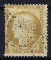 France: Yv Nr 36 Obl./Gestempelt/used - 1870 Siege Of Paris