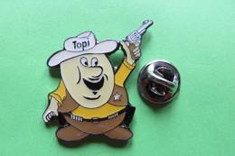 Pin's, TOPI Cowboy - Badges