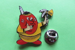 Pin's, TOPI Indien, Indianer - Badges