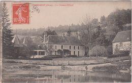 Orne : Prés  Vimoutiers :  CAMENBERT : Le  Château D '  Orval - Altri Comuni