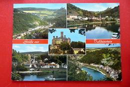 Balduinstein - Diez - Rhein-Lahn-Kreis - Rheinland-Pfalz - 1986 - Grüße - Burg - Diez