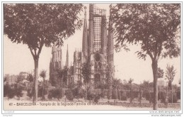Barcelona - Sagrada Familia - Barcelona