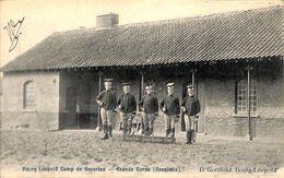 Bourg-Léopold Camp De Beverloo - Grande Garde (Cavalerie) Animée - Leopoldsburg (Camp De Beverloo)