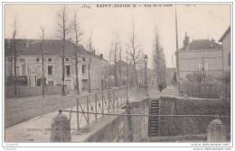 52 - St-dizier - Rue De La Gare - Saint Dizier