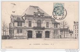 52 - St-dizier - Theatre - Saint Dizier