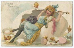 Fantaisies - Joyeuses Paques - Pâques