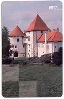 VARAZDIN - Castle * Croatia * Croatie Kroatien Town Towns City Cities Ville Cite Stadt Ciudad Citta Castle - Croazia