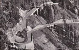 Switzerland Wendeplatte An Der Sustenstrasse Photo - VS Valais