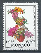 Monaco YT N°2297 Euroflora Neuf ** - Neufs