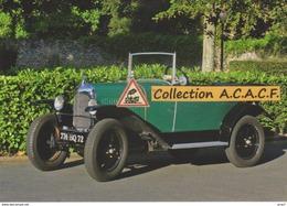 Citroën Trèfle De 1924 - - Turismo
