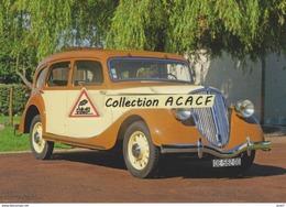 Renault Vivaquatre Familiale ADL1 De 1936 - - Turismo