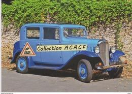 Citroën Rosalie De 1932 - - Passenger Cars