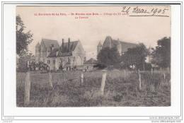 02 - St-nicolas-aux-bois - Abbaye - Le Tortoir - Sonstige Gemeinden