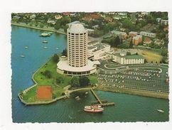 Wrest Point Hotel Casino Sandy Bay Tasmania Australia Postcard 437a - Cartes Postales