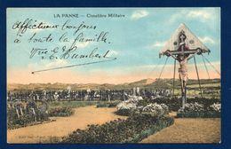 La Panne. Cimetière Militaire. Crucifix. 1921 - De Panne