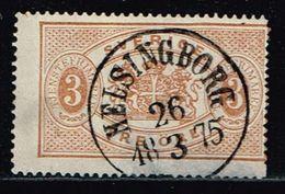 Schweden 1875, Michel# D 1 A O - Service