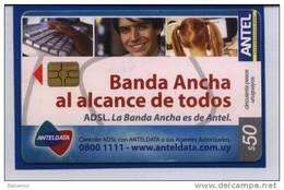Uruguay TC428a -banda Ancha- - Uruguay