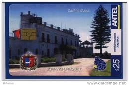 Uruguay TC394a Soriano -Castillo Mauá- - Uruguay