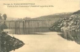 Barrage De WALK-ROBERTVILLE - Partie Du Lac - Weismes