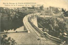 Mur Du Barrage De WALK-ROBERTVILLE - Weismes